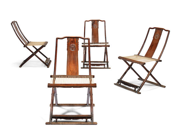 Huanghuali chairs