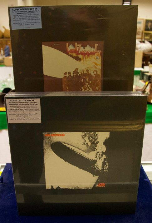 Super deluxe Led Zeppelin box set