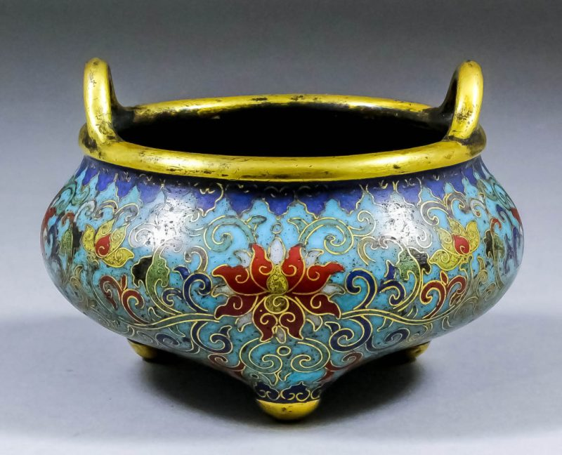 Imperial Chinese censer