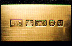 Introduction to Antique Jewelry Hallmarks