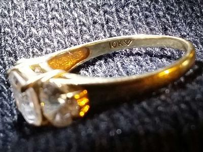 Ring has 925 stamped  Beliebtester Schmuck