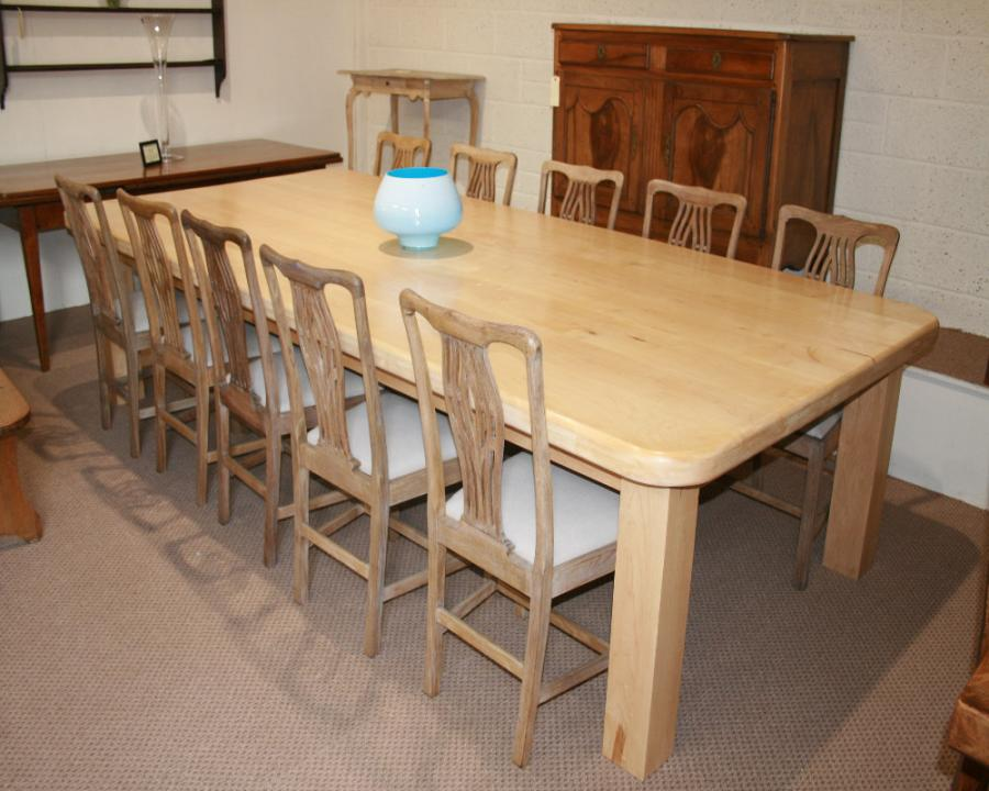 maple kitchen table cost of remodelling a large dining tables