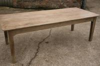 Antique Beech Rustic Farmhouse Table, antique rustic table ...