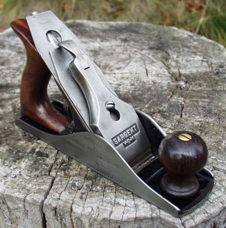 Sargent Hand Planes by the number–with pictures. (4/6)