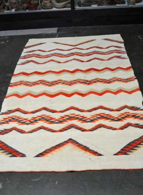 13121204 Navajo TransitionalPeriod Shoulder Blanket