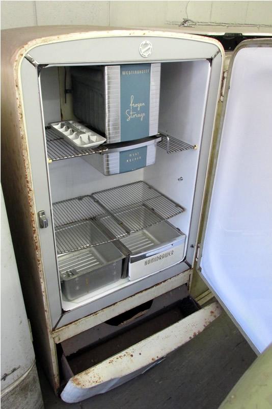 1946 Westinghouse Antique Appliances