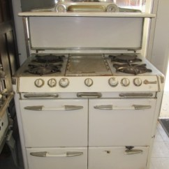 Westinghouse Oven Element Wiring Diagram 1998 Mitsubishi Lancer Unrestored Antique Stoves 1952 O Keefe Merritt Double