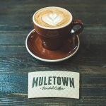 Two Lane Travel: Muletown Coffee, Columbia TN