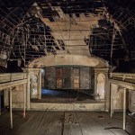 Abandoned Antoinette Hall: The Secret Stage