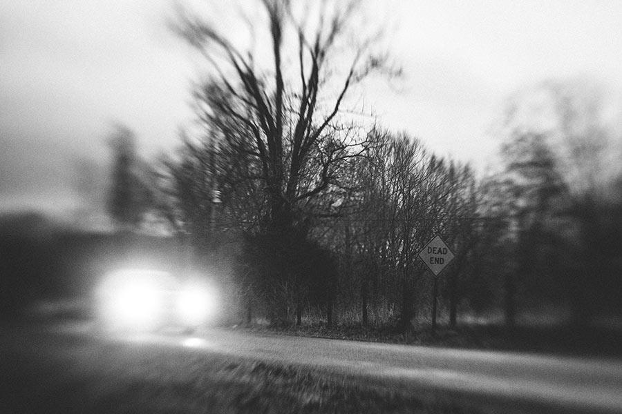 haunted back roads