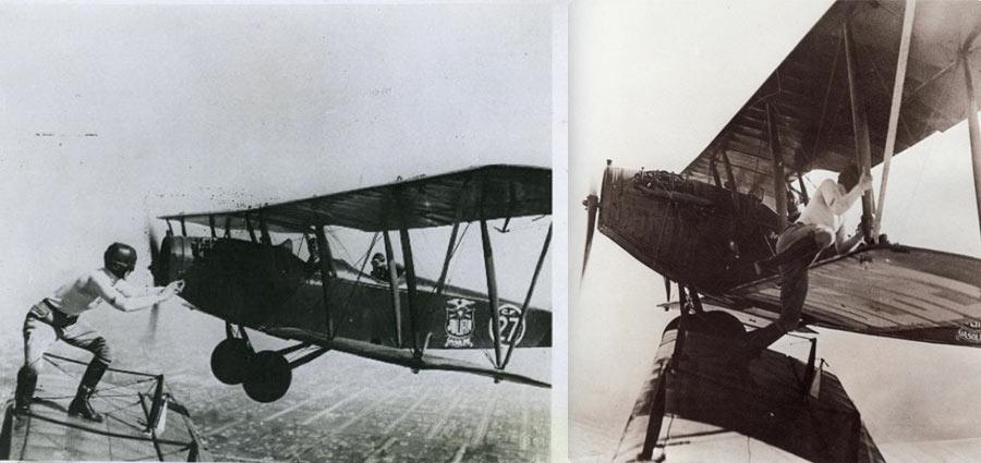 gladys-ingle-transferring-from-bob-mcdougalls-airplane-to-art-goebels-1