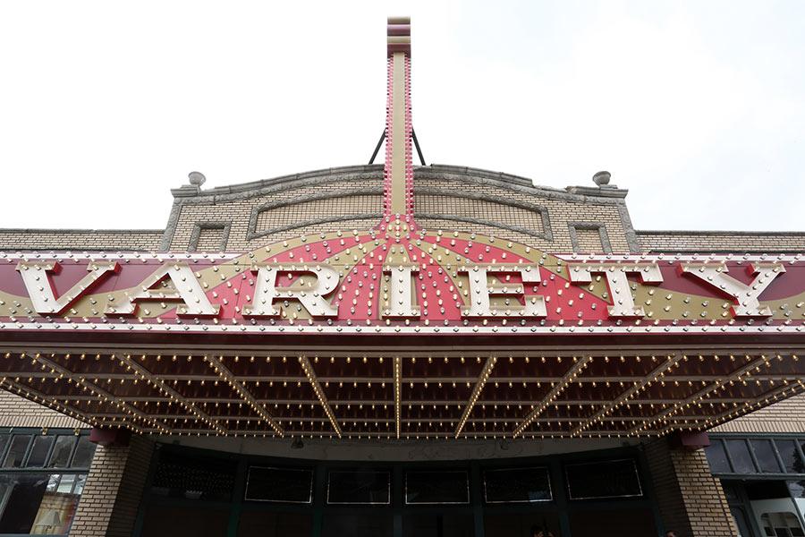 Variety Theatre Cleveland, Ohio.