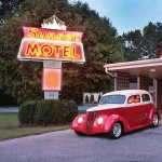 Motor Motels: Spend The Night In Another Time