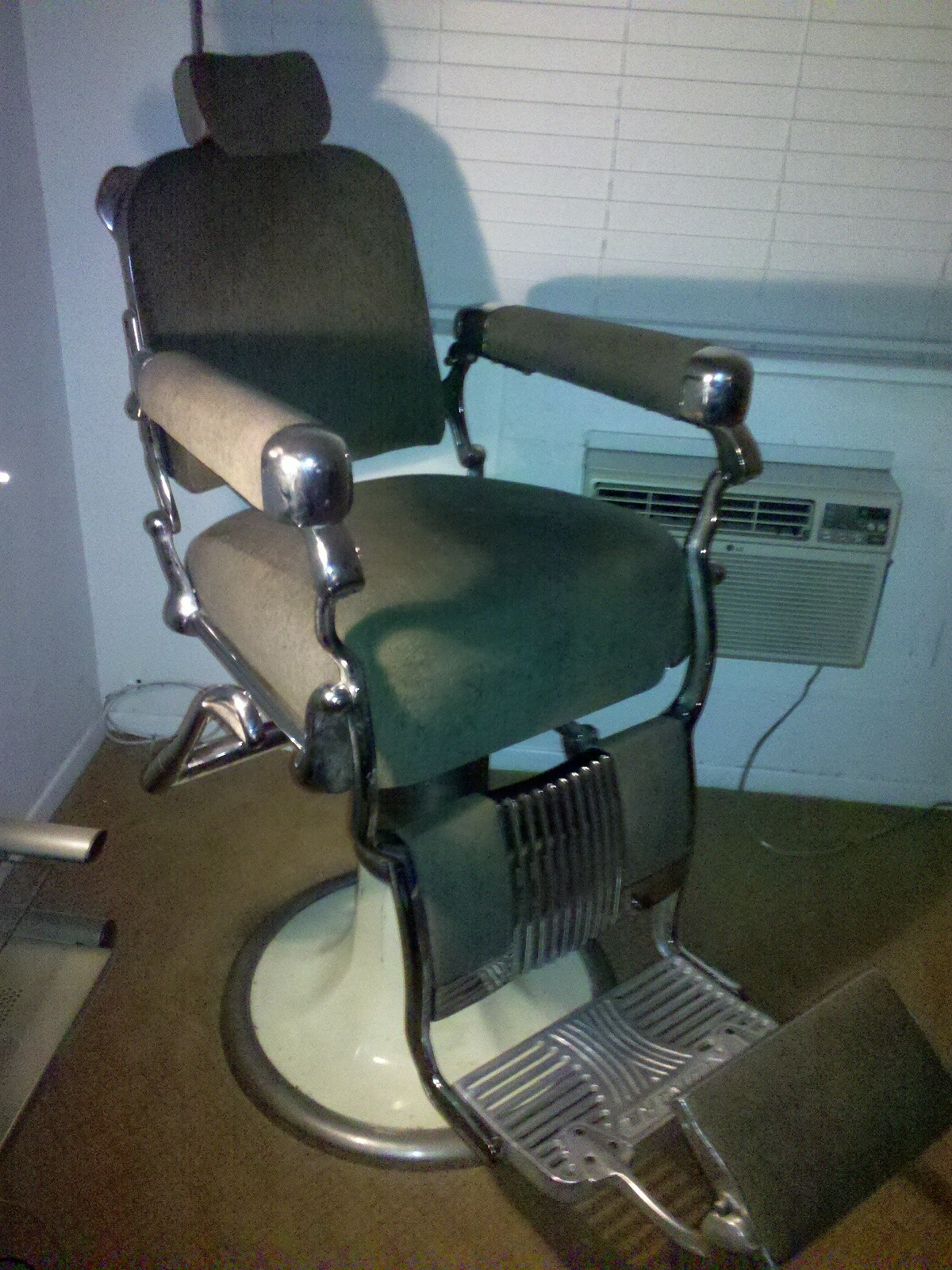 koken barber chair for sale design course antique chairs marketplace  buy and sell