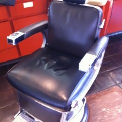 Used Barber Chair For Sale Ercol Posture 4 Belmont Chairs Near San Fran