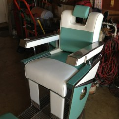 Koken Barber Chair Kitchenette Table And Chairs 1957 Barbers