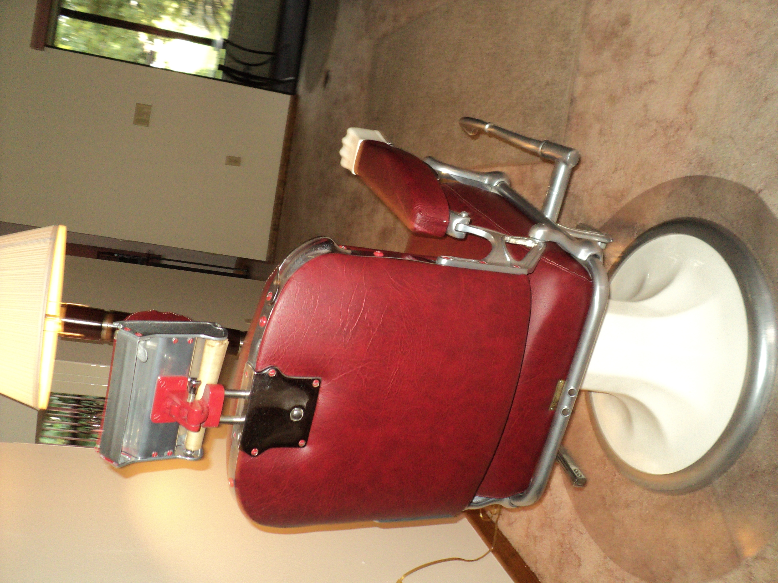 1800 koken barber chair covers for sale in trinidad 1920