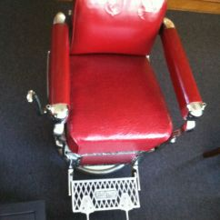 Barber Chair Parts Club Chairs Belmont -everyting Works