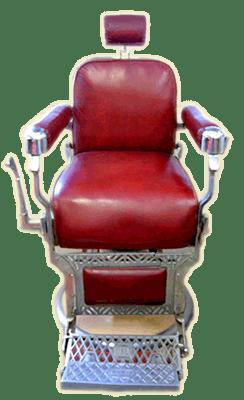 belmont barber chair parts chaise lounge chairs lowes part 2 antique emil j paidar