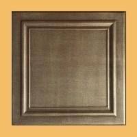 """20""""x20"""" Zeta Antique White Tile Ceiling Tiles, Antique ..."""