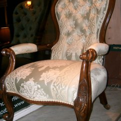 Armed Dining Chairs Rockwell Accent Chair Teal Sold - Victorian Armchair