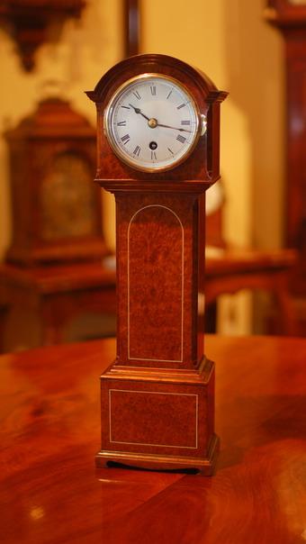 Miniature Longcase Clock