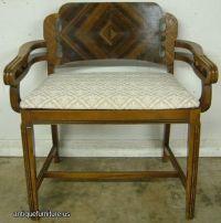 Antique Vanity Chair | Antique Furniture
