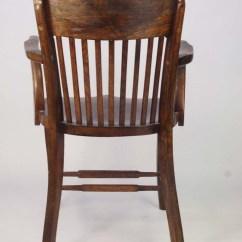 Office Chair Rail Armless Uk Vintage Oak Desk