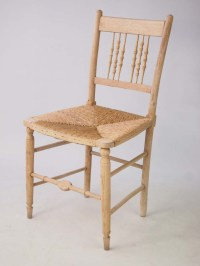 Small Victorian Bedroom Chair / Dressing Table Chair