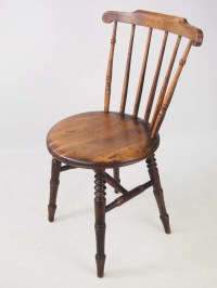 Harlequin Set 6 Ibex Kitchen Chairs