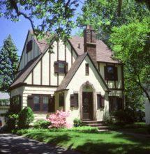 Tudor Revival - Antique Homes