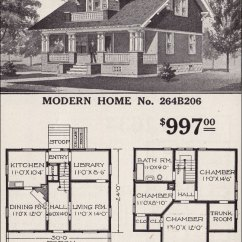 Sears Kitchen Remodel Small Tv For 1916 Modern Home 264b206 - Swiss Chalet Craftsman ...
