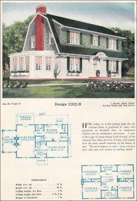 Gambrel Roof | Dutch Colonial, Dutch and Horror