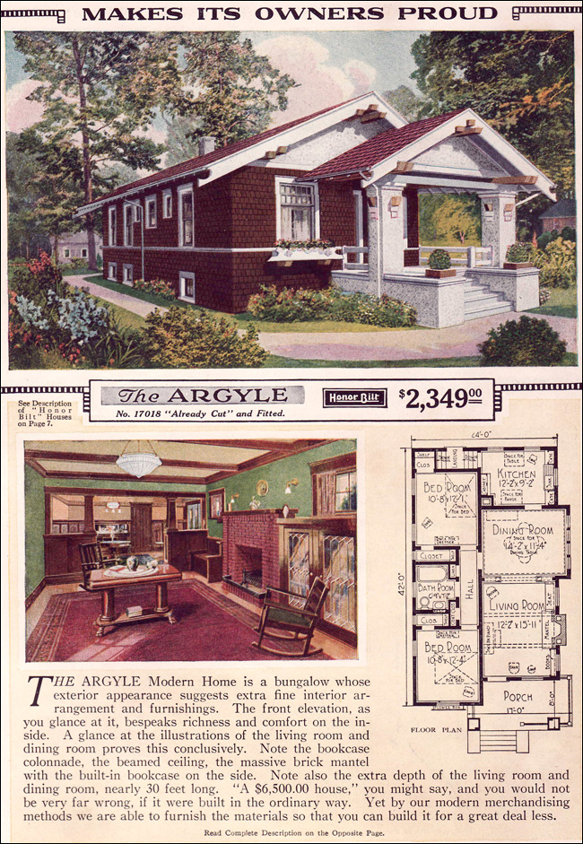SEARS CRAFTSMAN HOME PLANS  Find house plans