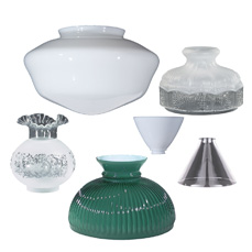 medium resolution of glass lamp shades fixture shade and globes