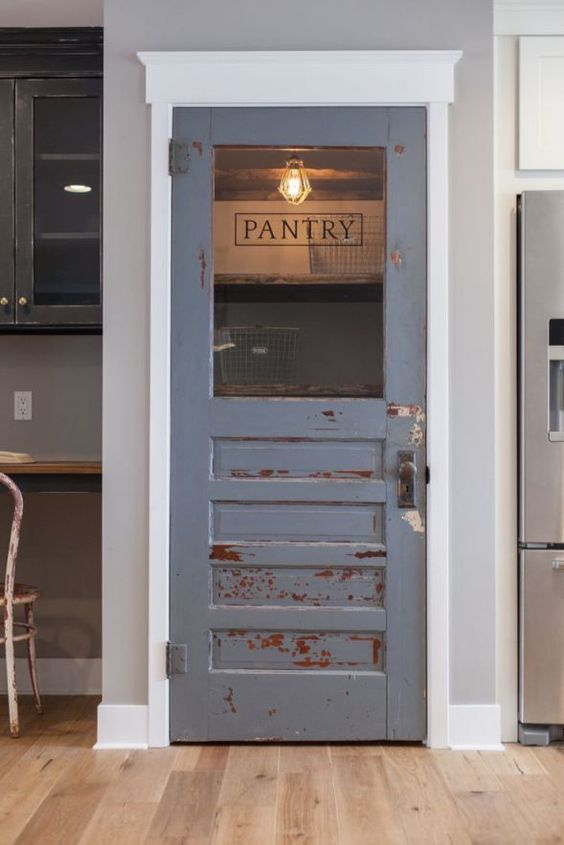how to add a pantry your kitchen single handle pullout faucet simple way farmhouse charm