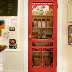 How To Add A Pantry Your Kitchen Update Cost Estimate Simple Way Farmhouse Charm The Double Doors Unique Focal Point Wall You Can Use Reclaimed Wood From Antique Lumber Create Own Oversized Sliding Barn