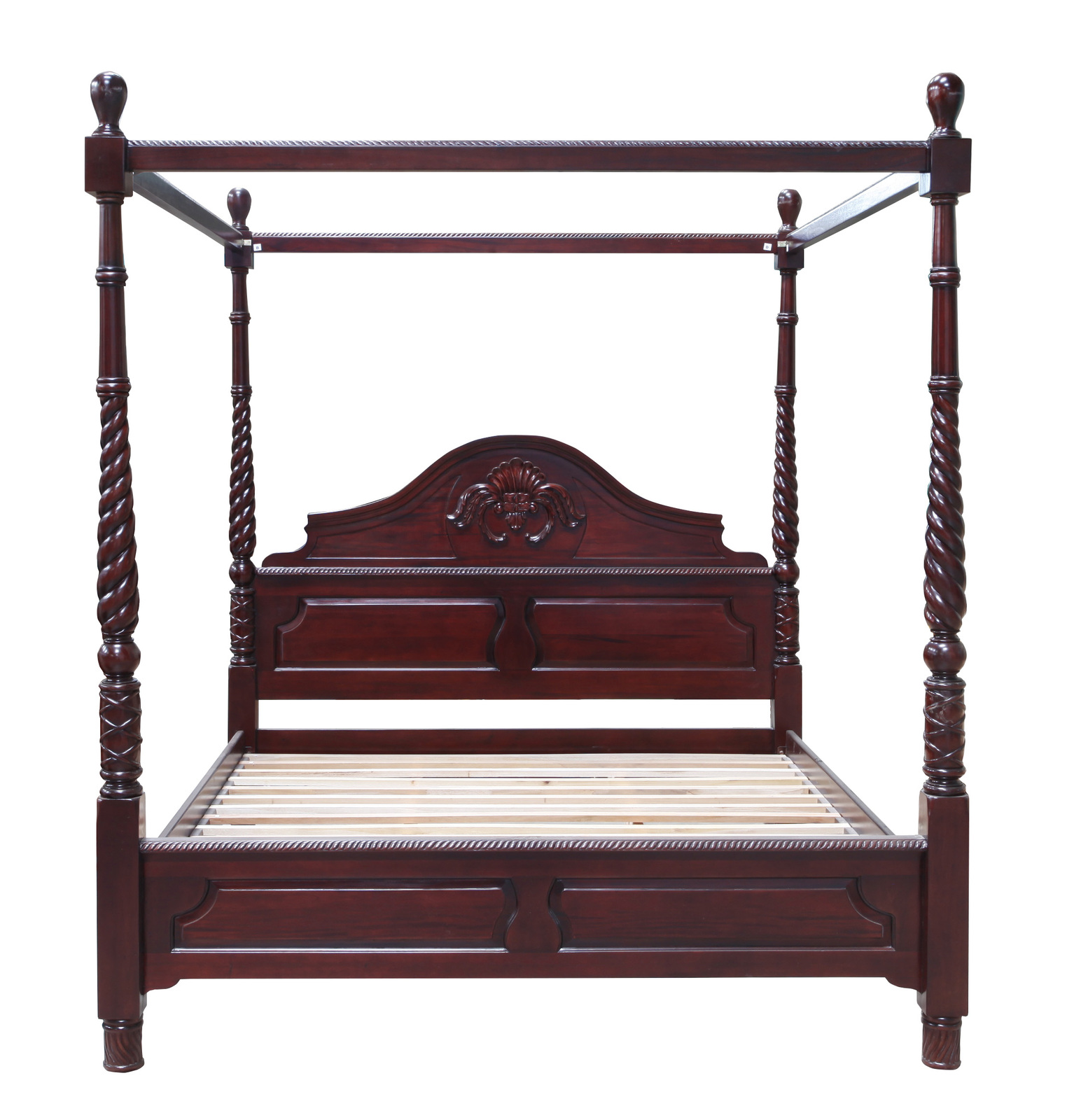 antique style bedroom furniture mahogany victorian 4 poster canopy bed