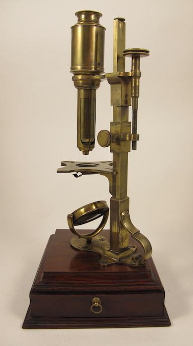 John Cuff type Dollond Microscope