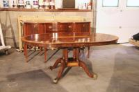 48 Inch Round Table Theodore Alexander 5405-221