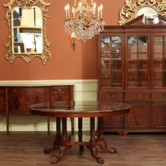 Hickory Chair Co Card Table And Sets Target Antique Mahogany Dining By Company Ebay