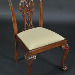 Chair Ball Game Best Chairs Glider And Ottoman Chippendale Claw Devon