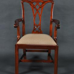 Chippendale Dining Chair Pictures Of Chairs Simple Mahogany Straight Leg 6