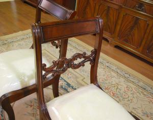 Duncan Phyfe Dining Room Chairs Ebay