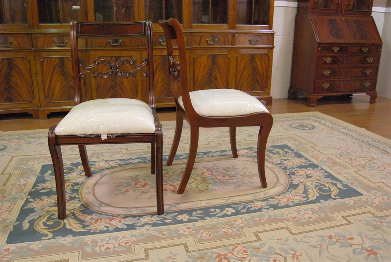 duncan phyfe chairs posture chair gumtree dining table value