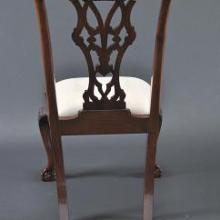Chair Ball Game Designer Covers To Go Mahogany And Claw Chairs