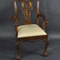 Chair Ball Game Yugoslavia Folding Mahogany And Claw Chairs