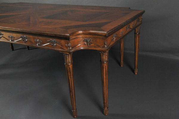 Antique Reproduction Dining Room Tables