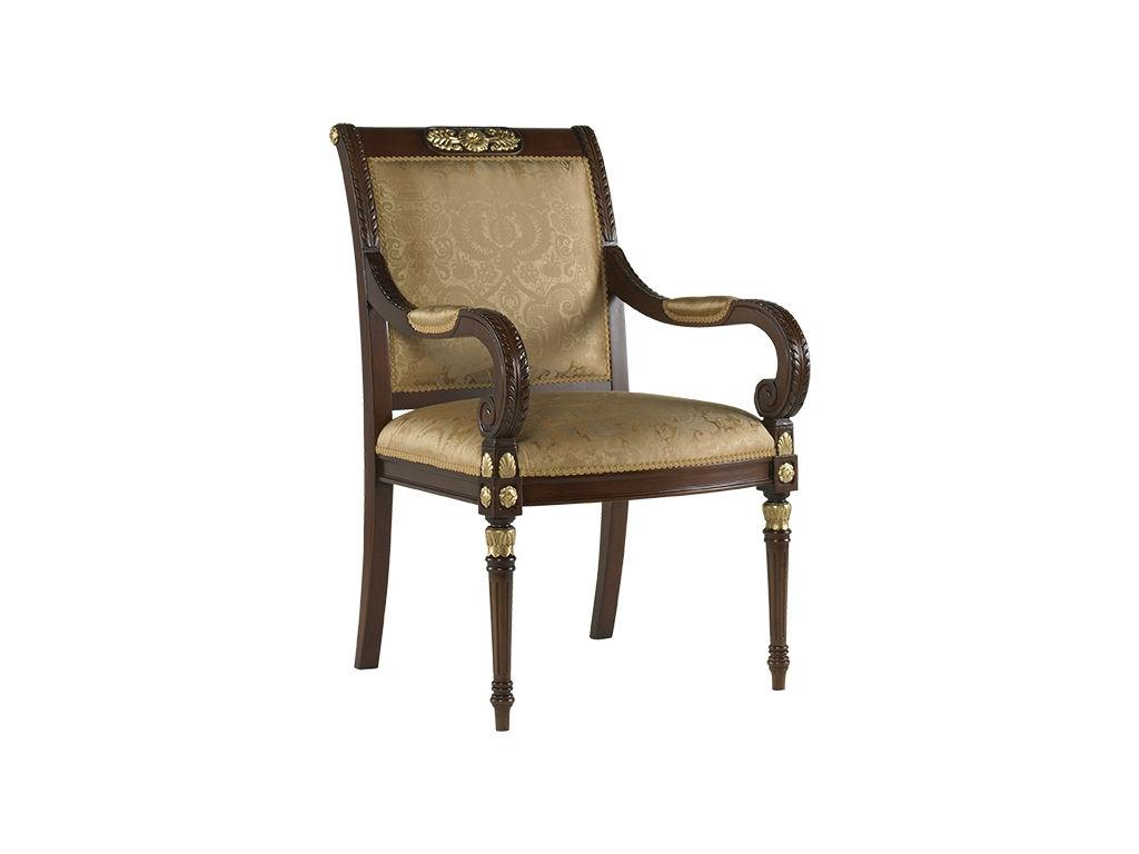 Luxurious French Upholstered Dining Chairs