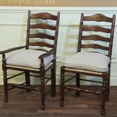 Antique Ladder Back Chairs Value How To Make A Chair Cushion Rustic With Rush Seats And Upholstered